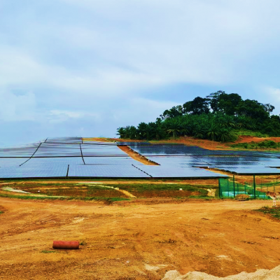 Enthu Tech Successfully Commissioned its Solar PPC Solution Developed In-House for a LSS PV Plant in Malacca