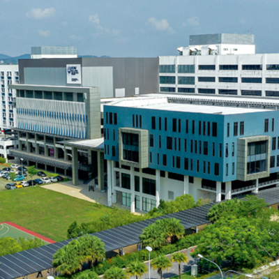 UOW Building Management System